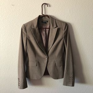 *NWOT* Express Brown Blazer (Never worn)